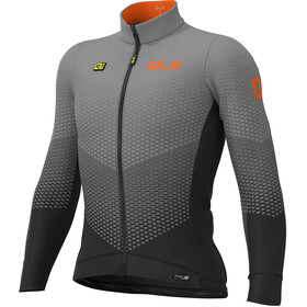 Alé Cycling PR-S Delta Micro Jersey Heren, black-grey